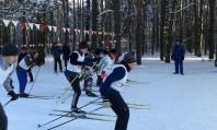 Соревнования по лыжным гонкам « Солигорская лыжня!» среди предприятий и организаций Солигорского района, посвященных Всемирному Дню снега
