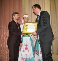 Церемония награждения по итогам 2015 года на заседании коллегии главного управления идеологической работы, культуры и по делам молодежи Миноблисполкома