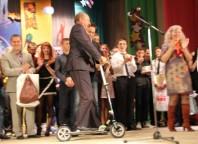 Районный конкурс команд КВН среди учащейся и работающей молодёжи в г.Солигорске, посвящённый Международному Дню КВН