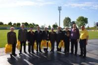 Футбольный матч «Неман» г.Гродно – «Шахтер» г.Солигорск